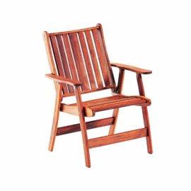 Palm Beach кресло из мербау
