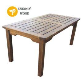 стол из мербау кофейный