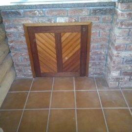 дверька для коморы