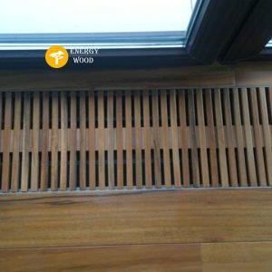 перелевная решетка у двери комнаті