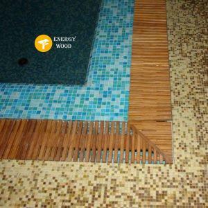 решетка перелвная у басейна