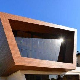 конструкция дома из термососны